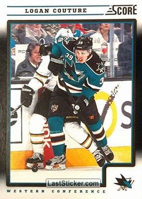 Logan Couture (San Jose Sharks)