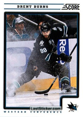 Brent Burns (San Jose Sharks)