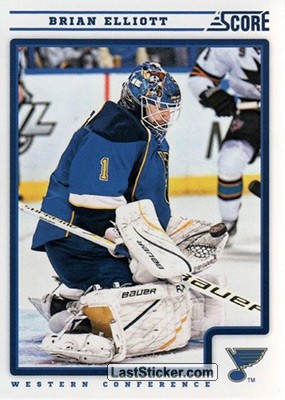 Brian Elliott (St. Louis Blues)