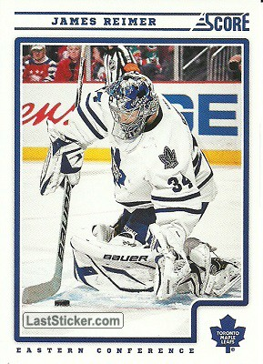 James Reimer (Toronto Maple Leafs)