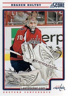 Braden Holtby (Washington Capitals)