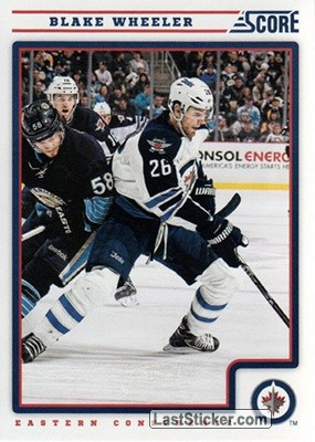 Blake Wheeler (Winnipeg Jets)