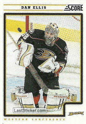 Dan Ellis (Anaheim Ducks)