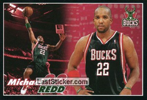 Michael Redd (Milwaukee BUCKS)