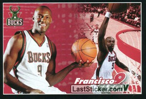 Francisco Elson (Milwaukee BUCKS)