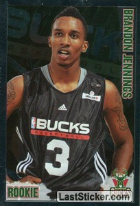 Brandon Jennings (Milwaukee BUCKS)