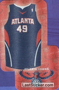 Team Kit-Atlanta HAWKS (Atlanta HAWKS)