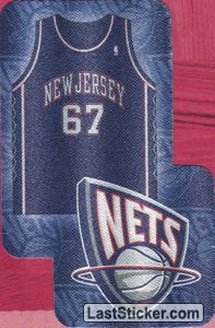 Team Kit-New Jersey NETS (New Jersey NETS)