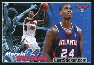 Marvin Williams (Atlanta HAWKS)