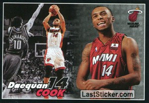 Daequan Cook (Miami HEAT)