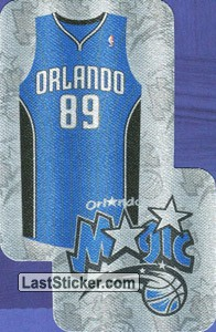 Team Kit-Orlando MAGIC (Orlando MAGIC)