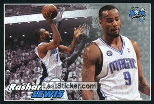 Rashard Lewis (Orlando MAGIC)