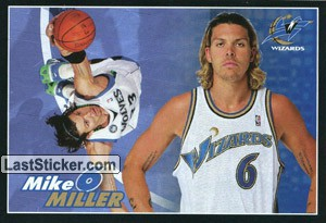 Mike Miller (Washington WIZARDS)