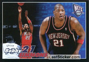 Bobby Simmons (New Jersey NETS)
