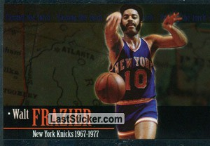 Walt Frazier (Passing the torch)