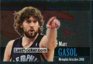 Marc Gasol (Passing the torch)