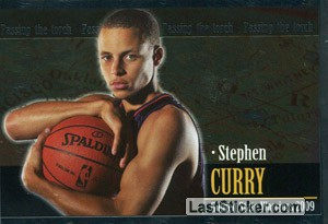 Stephen Curry (Passing the torch)