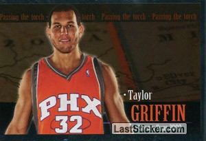 Taylor Griffin (Passing the torch)