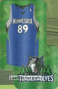 Team Kit-Minnesota TIMBERWOLVES (Minnesota TIMBERWOLVES)
