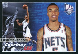 Courtney Lee (New Jersey NETS)
