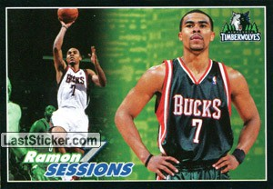 Ramon Sessions (Minnesota TIMBERWOLVES)