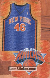 Team Kit-New York Knicks (New York KNICKS)