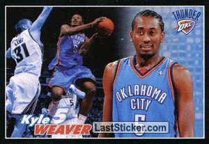 Kyle Weaver (Oklahoma City THUNDER)