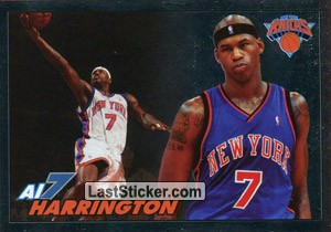 Ai Harrington (New York KNICKS)
