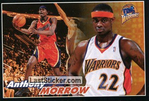 Anthony Morrow (Golden State WARRIORS)