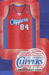 Team Kit-Los Angeles CLIPPERS (Los Angeles CLIPPERS)