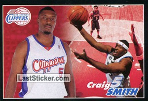 Craig Smith (Los Angeles CLIPPERS)