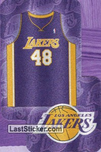 Team Kit-Los Angeles LAKERS (Los Angeles LAKERS)