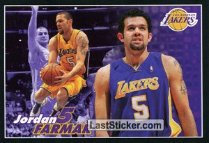 Jordan Farmar (Los Angeles LAKERS)