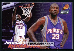 Jason Richardson (Phoenix SUNS)