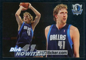Dirk Nowitzki (Dalls MAVERICKS)