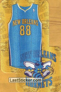 Team Kit-New Orleans HORNETS (New Orleans HORNETS)