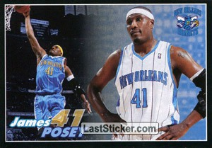 James Posey (New Orleans HORNETS)