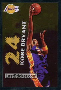 Kobe Bryant (2008-2009 points in 1 game - Top 3)