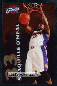 Shaquille O`Neal (2008-2009 field goal % - Top 3)