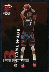 Dwyane Wade (2008-2009 scoring - Top 3)
