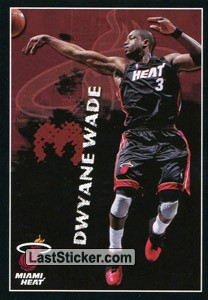 Dwyane Wade (2008-2009 points-rebounds-assists - Top 3)