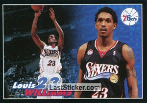 Louis Williams (Philadelphia 76ers)