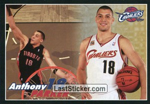 Anthony Parker (Cleveland CAVALIERS)