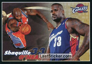 Shaquille O`Neal (Cleveland CAVALIERS)