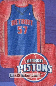 Team Kit-Detroit PISTONS (Detroit PISTONS)