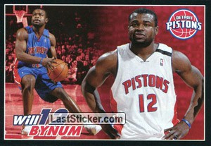 Will Bynum (Detroit PISTONS)