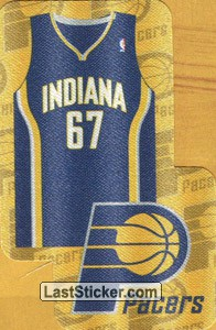 Team Kit-Indiana PACERS (Indiana PACERS)