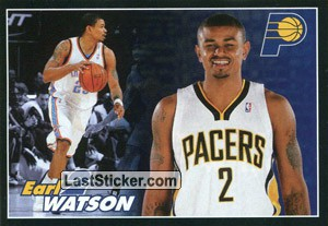 Earl Watson (Indiana PACERS)