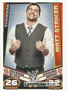Matt Striker (Superstar)