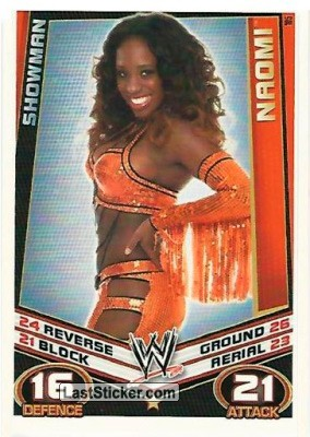 Naomi (Superstar)